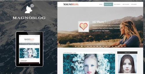 [nulled] Magnoblog for WordPress - Theme