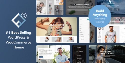 [nulled] Flatsome v3.2.5 - Multi-Purpose Responsive WooCommerce Theme