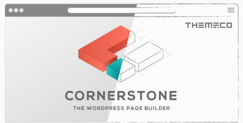 [nulled] Cornerstone v2.0.3 - The WordPress Page Builder Plugin image