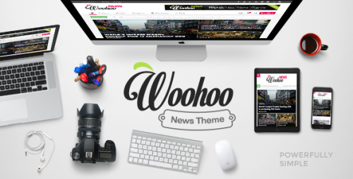 [nulled] Woohoo v1.4.3 - Modish News, Magazine and Blog Theme download