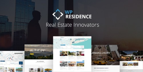 [nulled] WP Residence v1.20.4 - Real Estate WordPress Theme