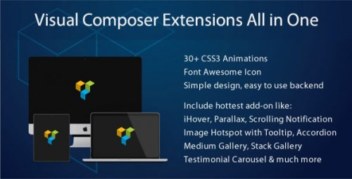 [nulled] Visual Composer Extensions All In One v3.4.9.2
