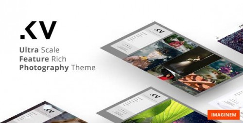 [nulled] Kreativa v1.0.1 - Photography Theme for WordPress