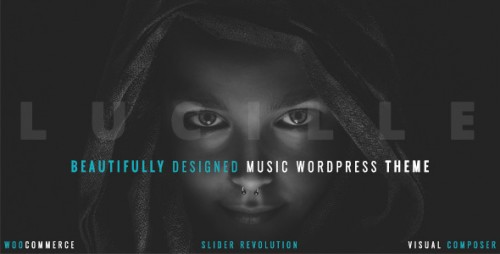 [nulled] Lucille v2.0 - Music WordPress Theme