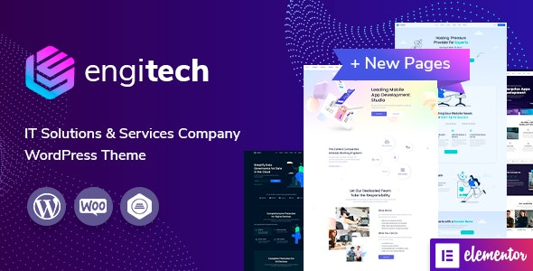 [nulled] Engitech v1.3 - IT Solutions & Services WordPress Theme