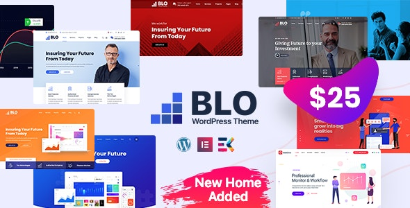 [nulled] BLO v3.0 - Corporate Business WordPress Theme